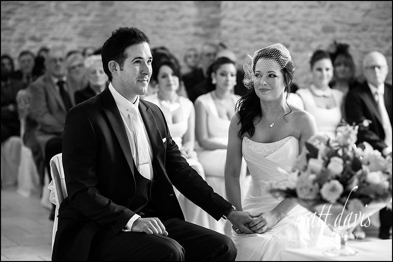 Wedding at Kingscote Barn