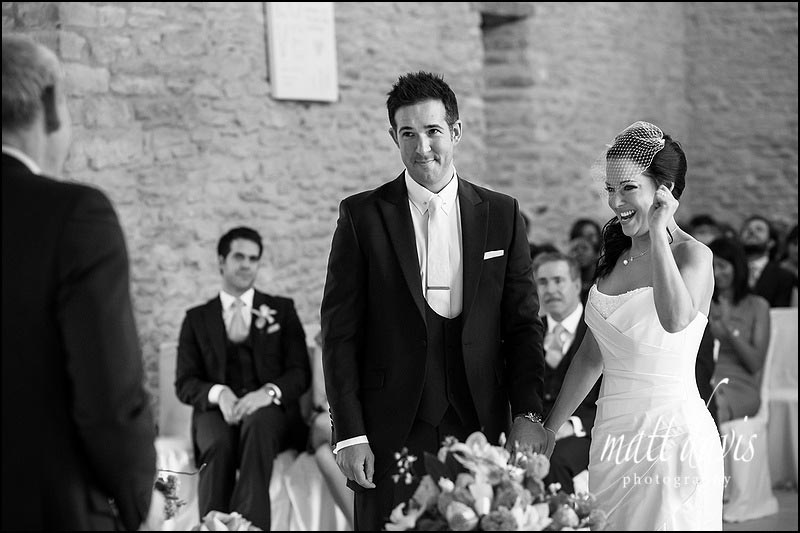 Weddings at Kingscote Barn by Matt Davis Photography