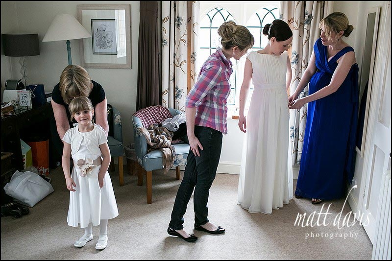 real wedding photos by Gloucestershire wedding photographer