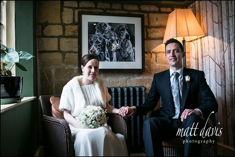 A wedding at Manor House Hotel