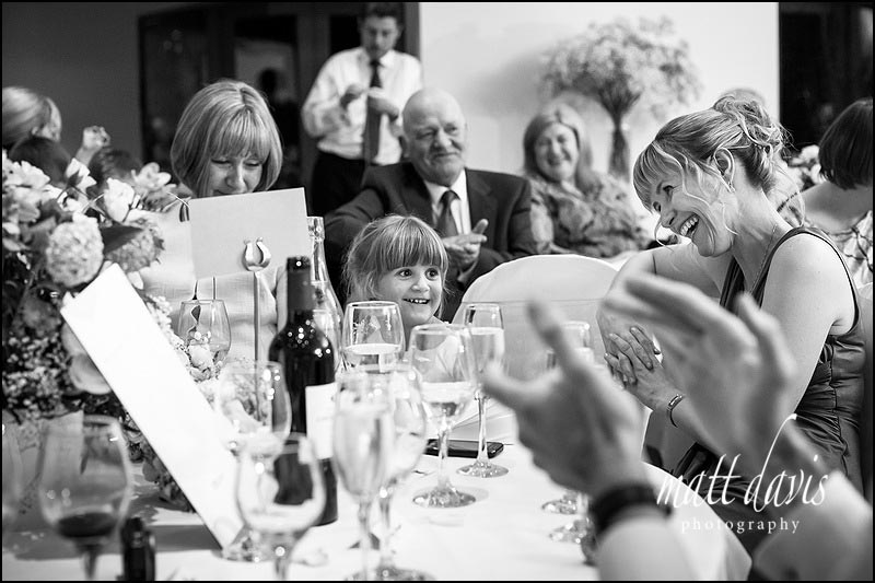 Documentary wedding photos at Manor House Hotel, Gloucestershire