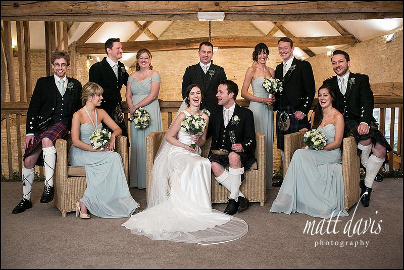 Stylish photos of Weddings at Kingscote Barn