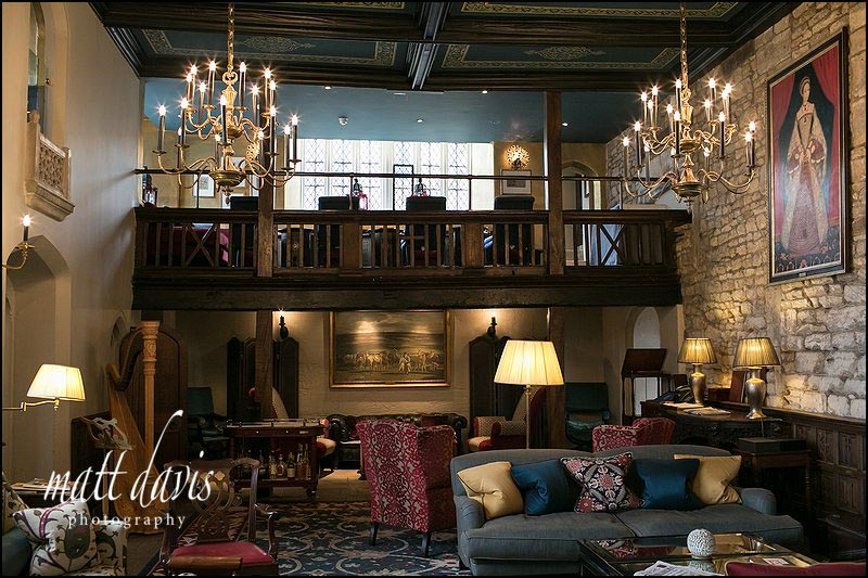 Inside at Ellenborough Park