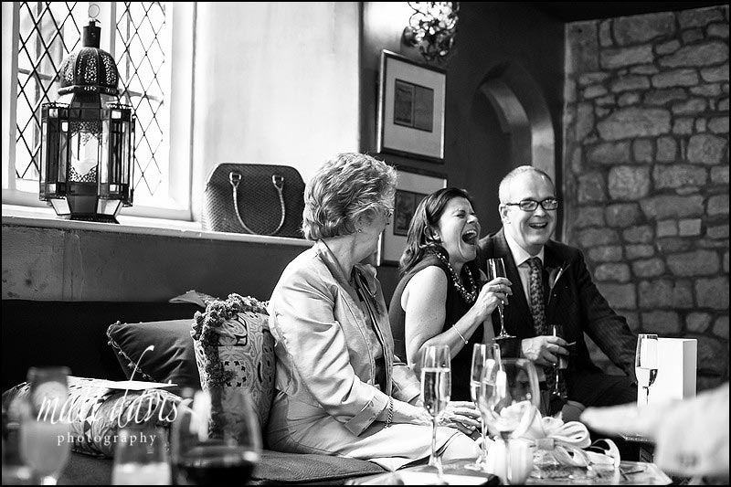 Black and white photography at Ellenborough Park by Matt Davis