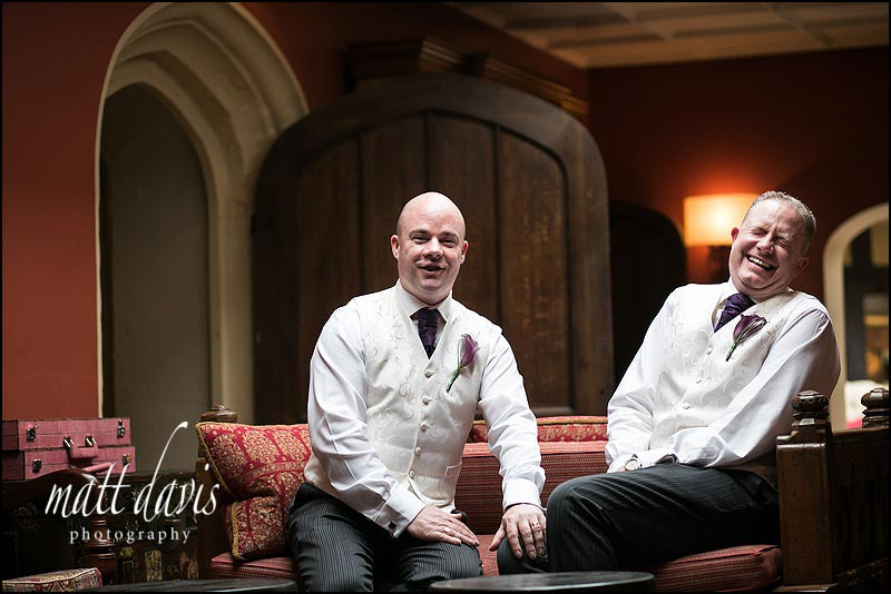 Civil Partnership at Ellenborough Park Gloucestershire