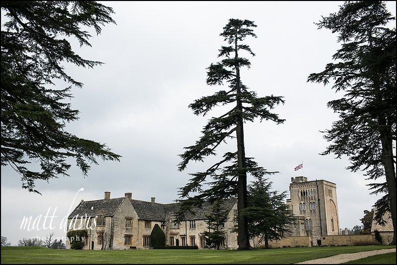 A venue for wedding or civil partnership at Ellenborough Park, Gloucestershire