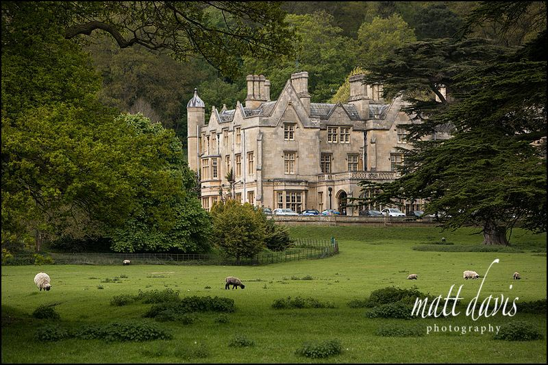 Dumbleton Hall wedding venue