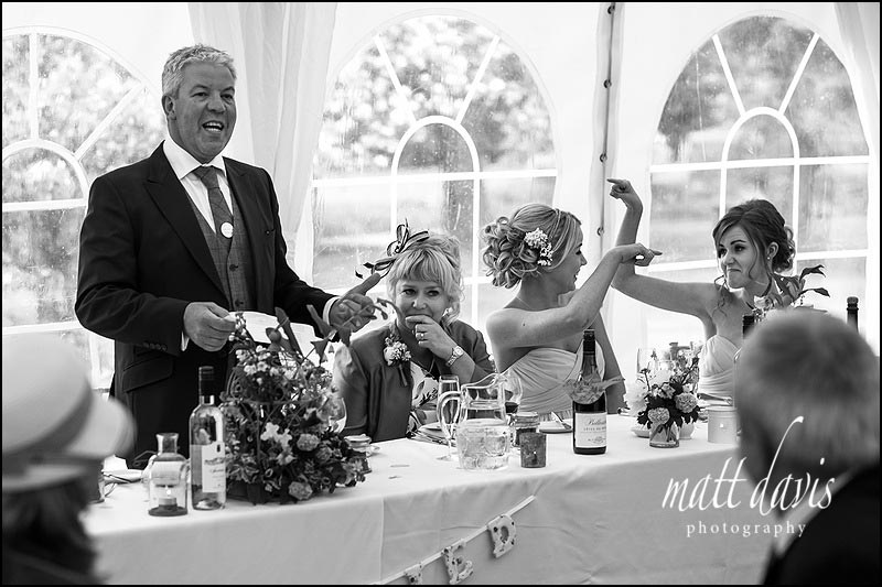 Documentary wedding photography at Friars Court by Matt Davis