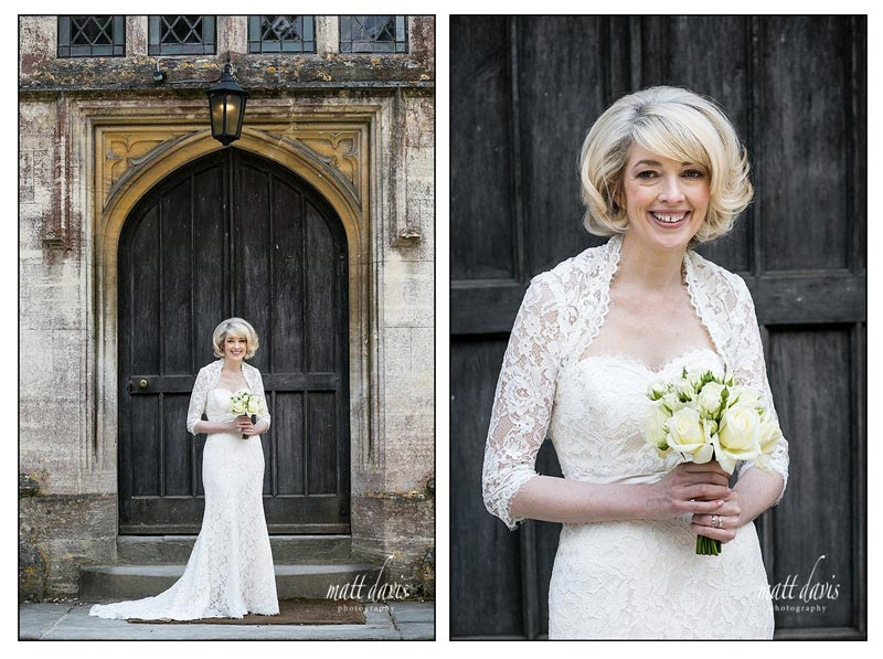 Wedding photos at St Martin's Church, near Nailsworth, Stroud, Gloucestershire.