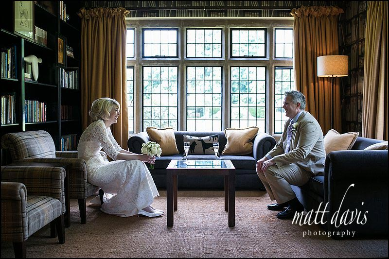 Relaxed Hare and Hounds Wedding Photos by Matt Davis Photography