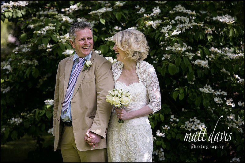 Hare and Hounds wedding photos in the gardens
