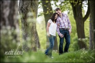 Portrait photography Cheltenham – Scott & Hayley