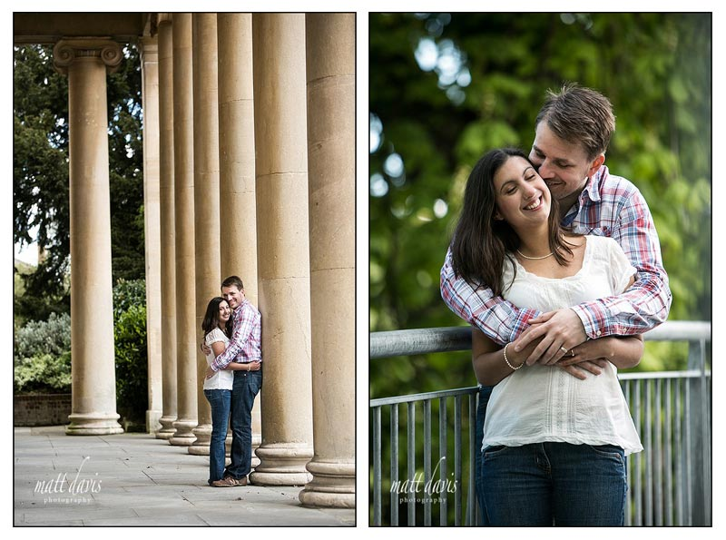 Portrait photography at the Pump Room in Cheltenham
