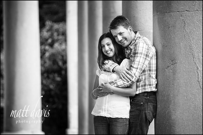 Portrait photography at Cheltenham Pittville Pump Room
