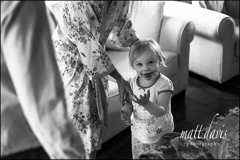 Documentary wedding photography by Gloucestershire based photographer Matt Davis
