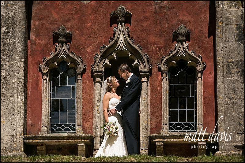 Rococo Gardens wedding photos by Gloucestershire photographer Matt Davis