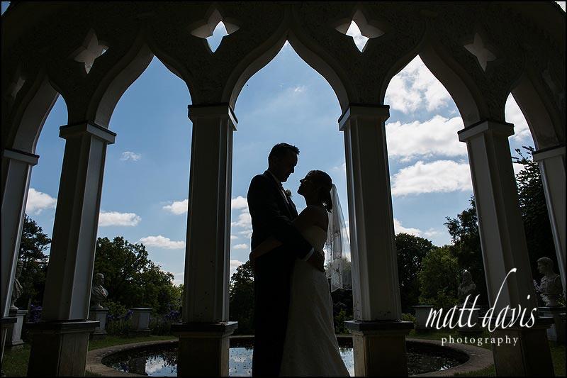 Rococo Gardens wedding photos