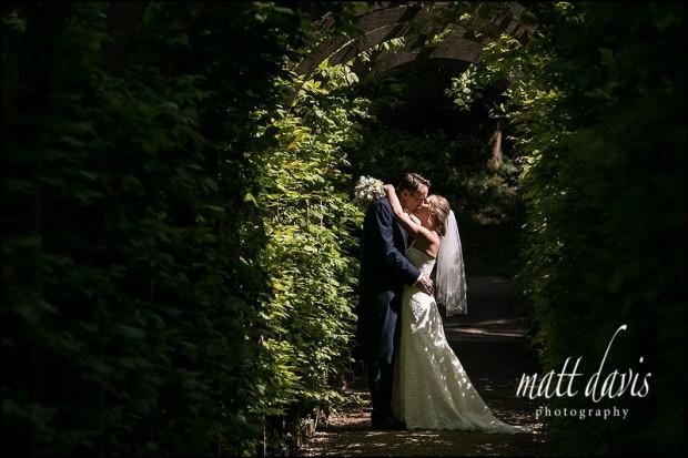 Rococo Gardens wedding venue Gloucestershire