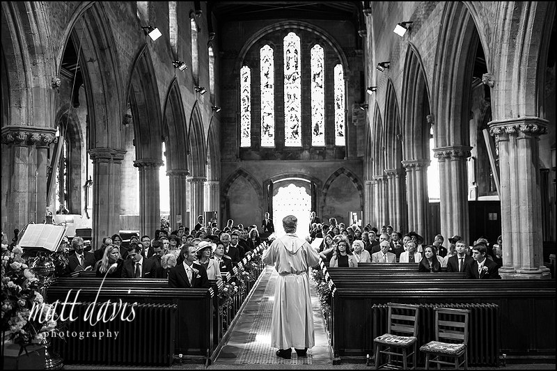 weddings at Berkeley Church, near Berkeley Castle