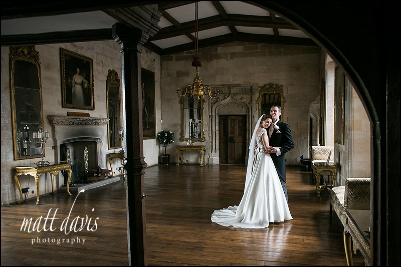 weddings at Berkeley Castle photographed by Matt davis Photography