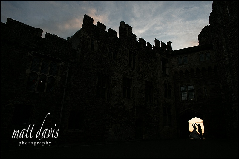 weddings at Berkeley Castle by Matt Davis Photography