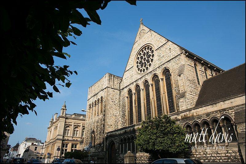 St. Matthew's Church, Cheltenham, Gloucestershire