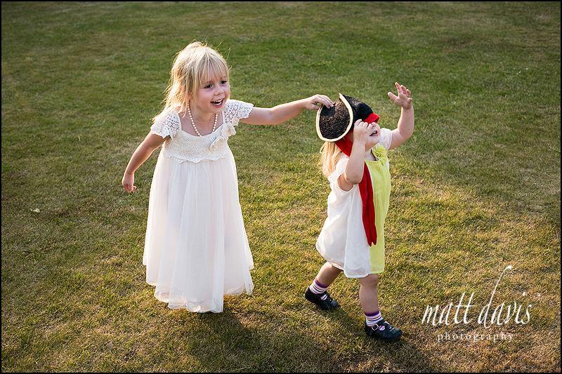 Documentary wedding photography by Gloucestershire wedding photographer Matt Davis