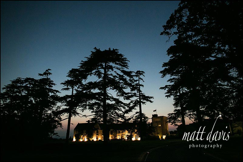 Ellenborough Park wedding venue photos