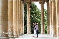 Engagement photography Gloucestershire – James & Phoebe