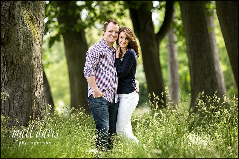 Engagement photography Gloucestershire