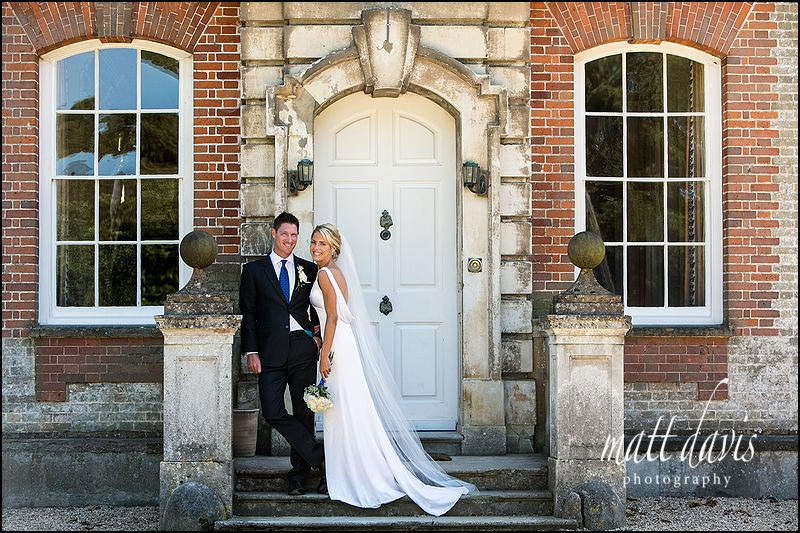 Ardington House wedding photography by photographer Matt Davis