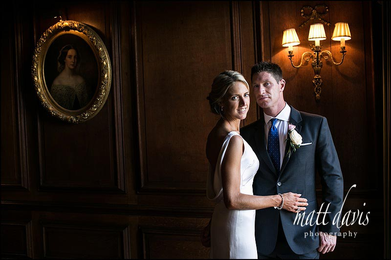 wedding photography inside Ardington House