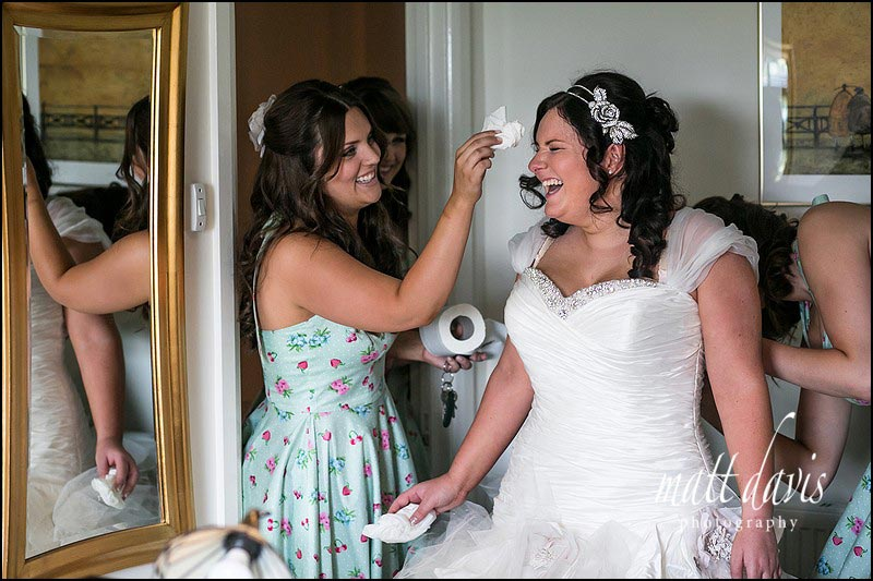 Documentary wedding photography by Matt Davis