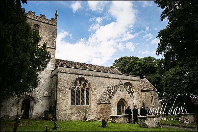 St Mary the Virgin, Beverston Gloucestershire