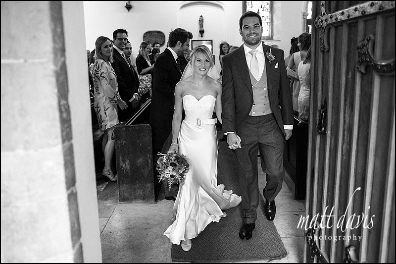 Weddings in the Cotswolds photographed in Black and white