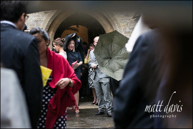 Documentary wedding photography taken by Matt Davis