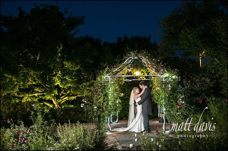Weddings in the Cotswolds held at Kingscote Barn