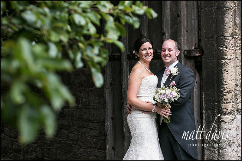 Natural wedding photography at Berkeley Castle taken by Matt Davis