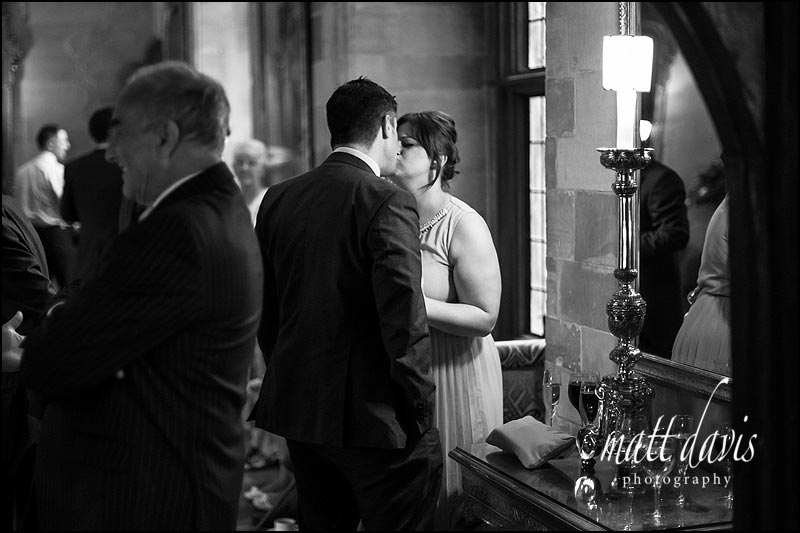 Natural Documentary wedding photography at Berkeley Castle