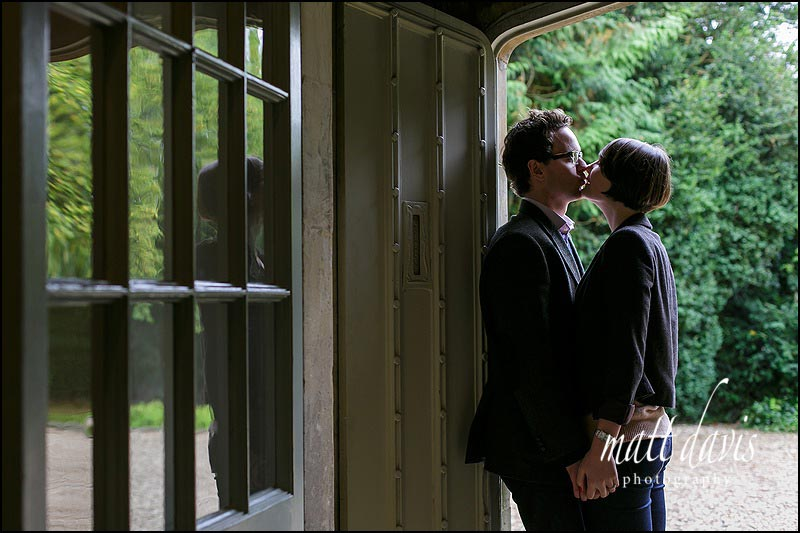 Pre wedding photos at Barnsley House taken by Matt Davis Photography