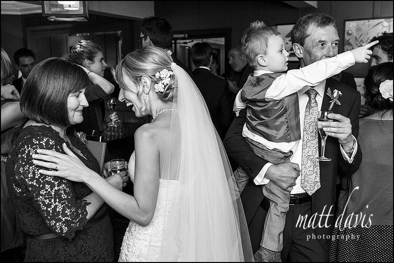 documentary wedding photographer at The Bear of Rodborough in Gloucestershire