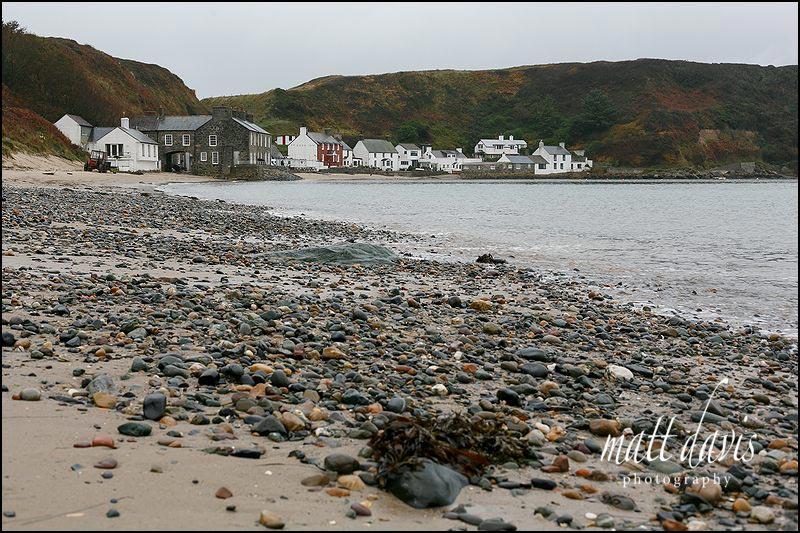 Morfa Nefyn beach North Wales