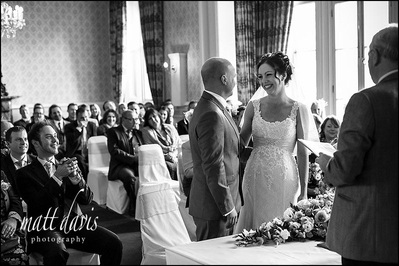 Wedding photography at Limpley Stoke Hotel