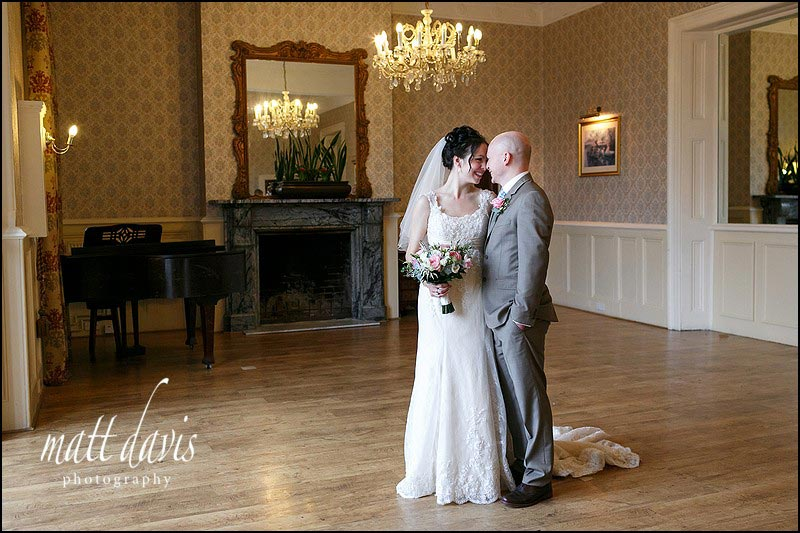 Wedding photography at Limpley Stoke Hotel by Mat tDavis Photography