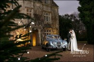 Winter wedding at Barnsley House – Anton & Katherine