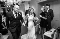 Small wedding at Barnsley House – James & Jo