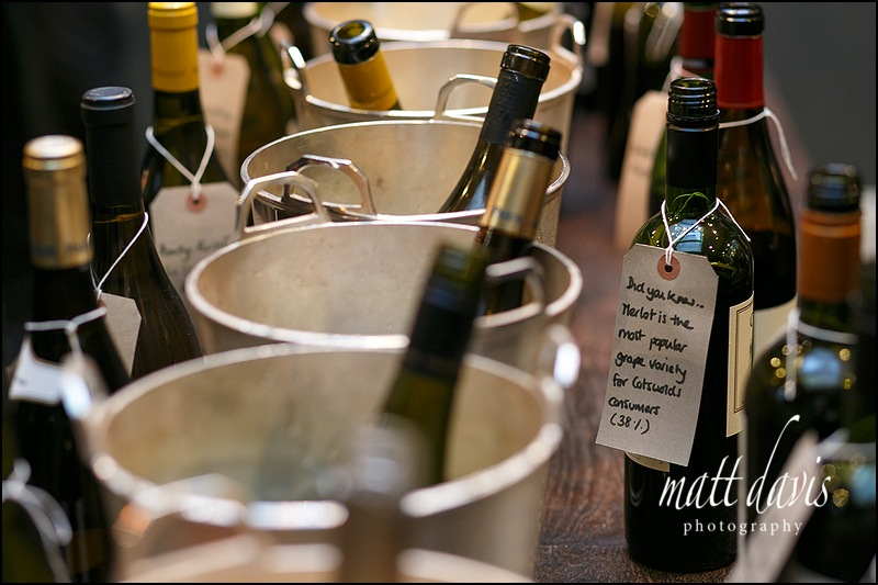 Wine tasting in Gloucestershire arranged by Bibendum Wines.