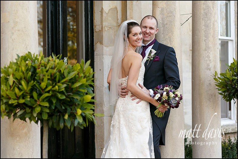 Relaxed Eastington Park wedding photos by Matt Davis Photography