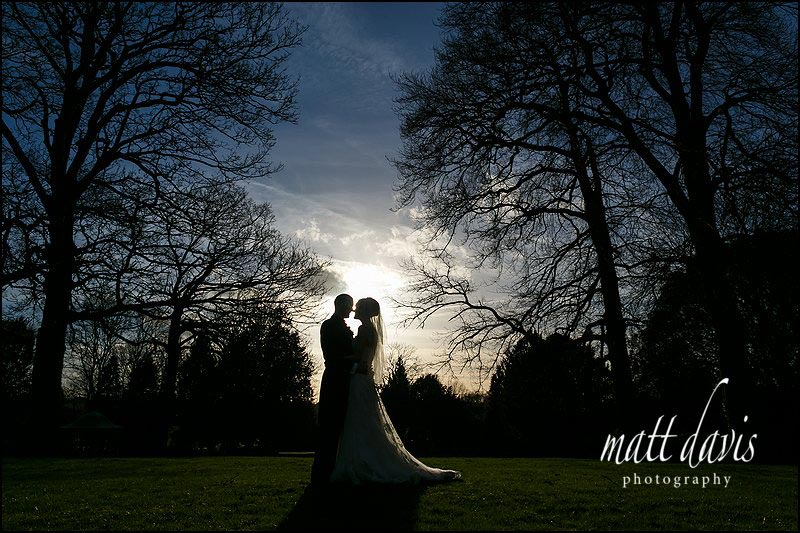 Stunning Eastington Park wedding photos by Matt Davis Photography