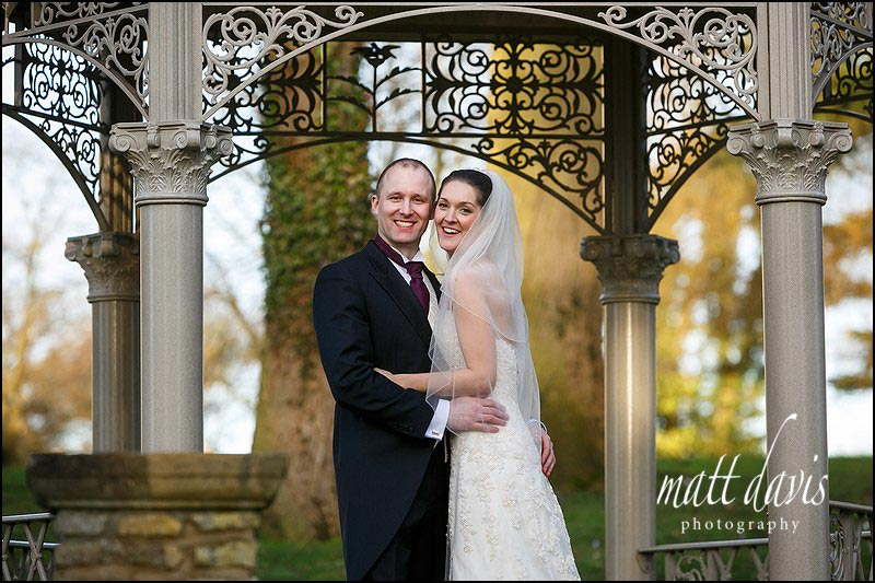 Classic by relaxed Eastington Park wedding photos by Matt Davis Photography